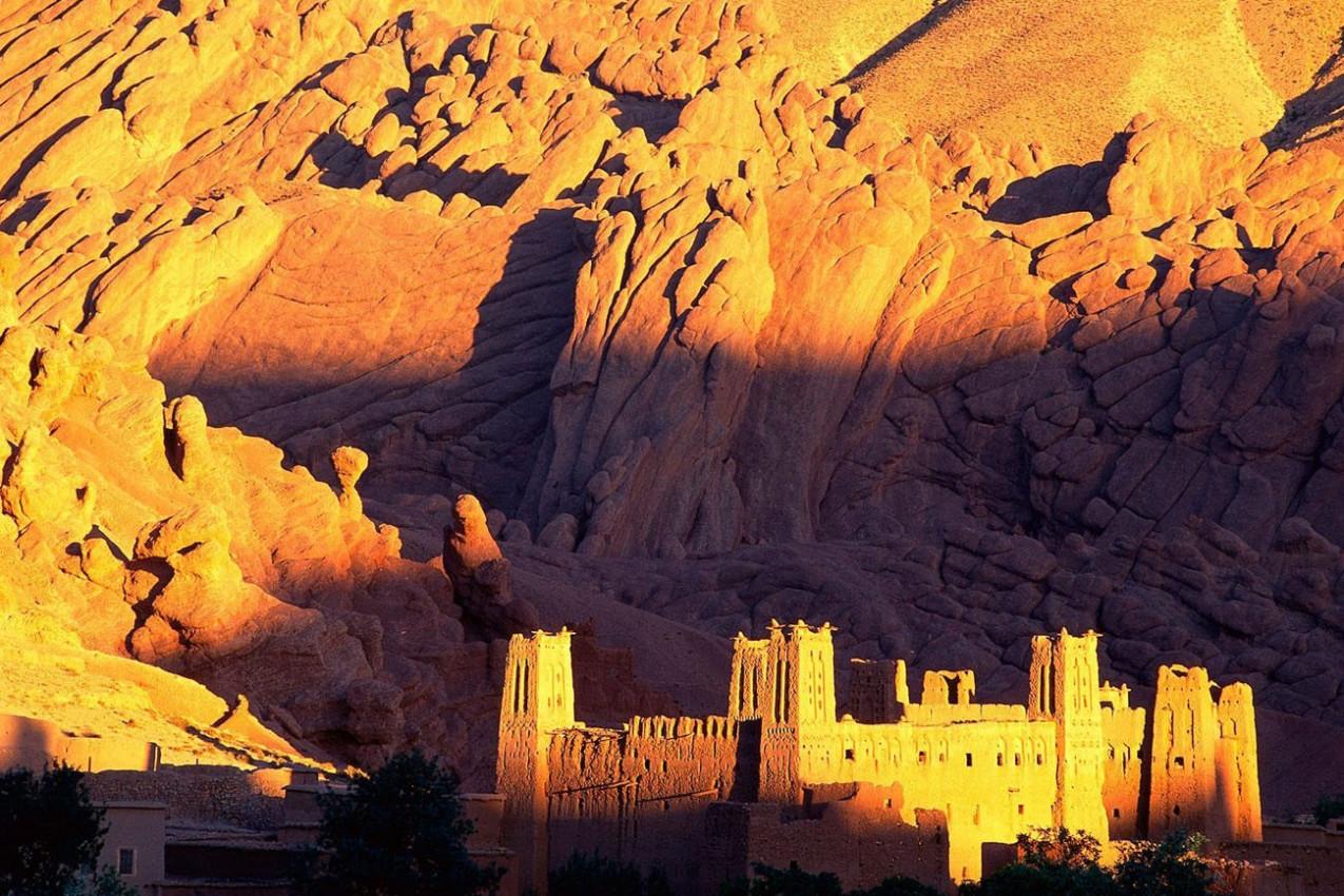 Ruinas-de-Casbah-Marrocos