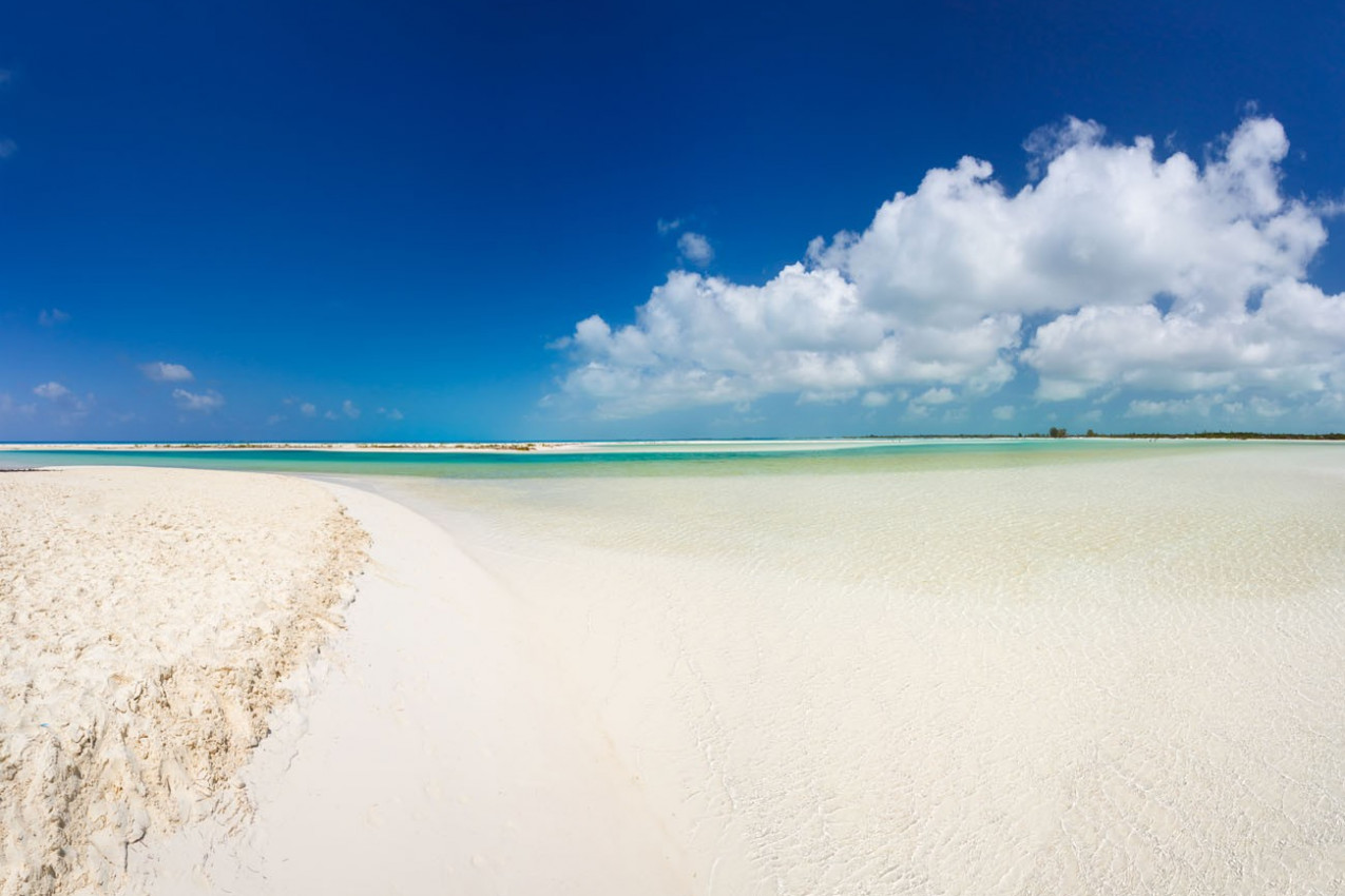 praia Cayo Largo