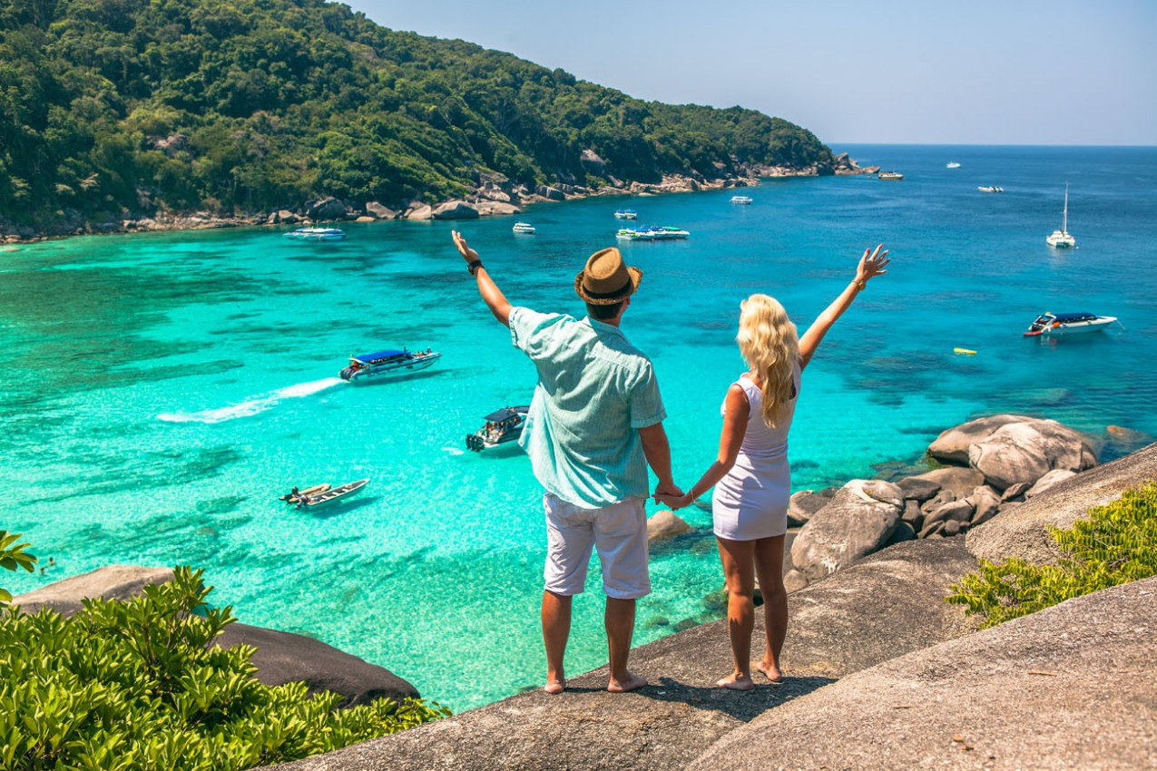 Similan Island - Tailândia