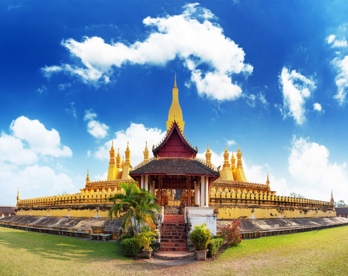 Norte do Vietnã e Triângulo de Ouro na Tailândia