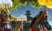 Templo Pura Ulun Danu, Bali, Indonésia