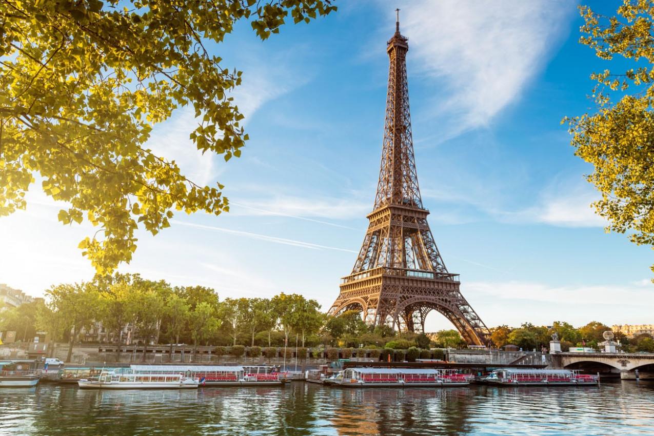 Torre Eiffel, Paris. França