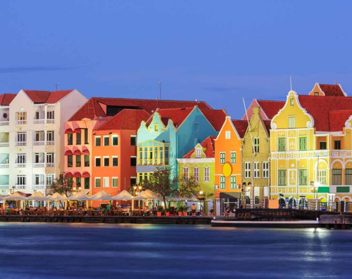 Curaçao na Lua de Mel