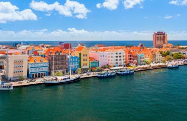 Vista Panorâmica de Curaçao