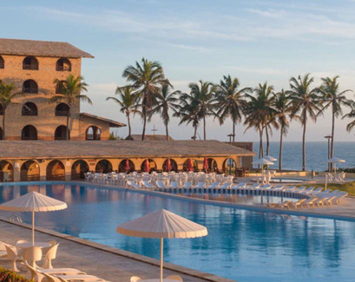 Praia das Fontes - Coliseum Beach Resort