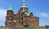 Uspenski Cathedral, Helsinki - finlandia