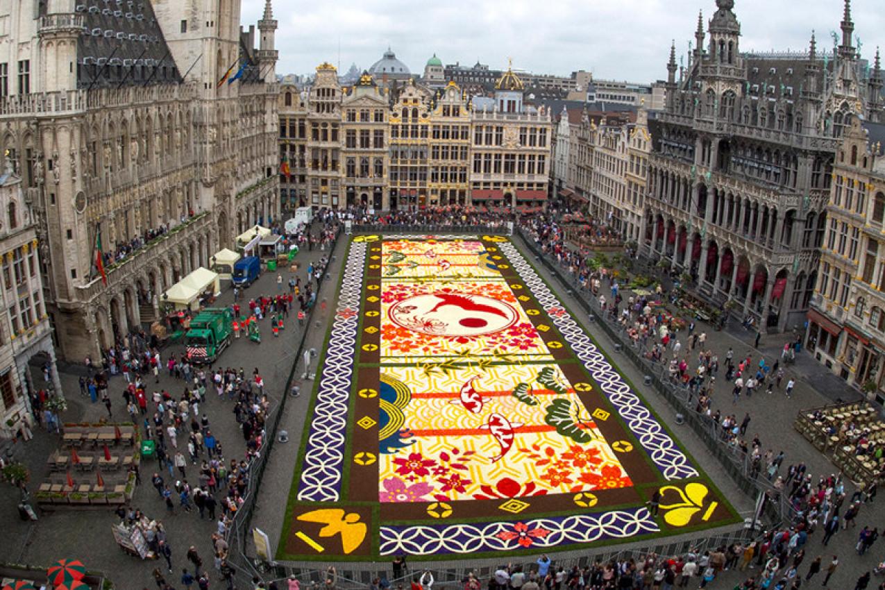 Grand Place Bélgica