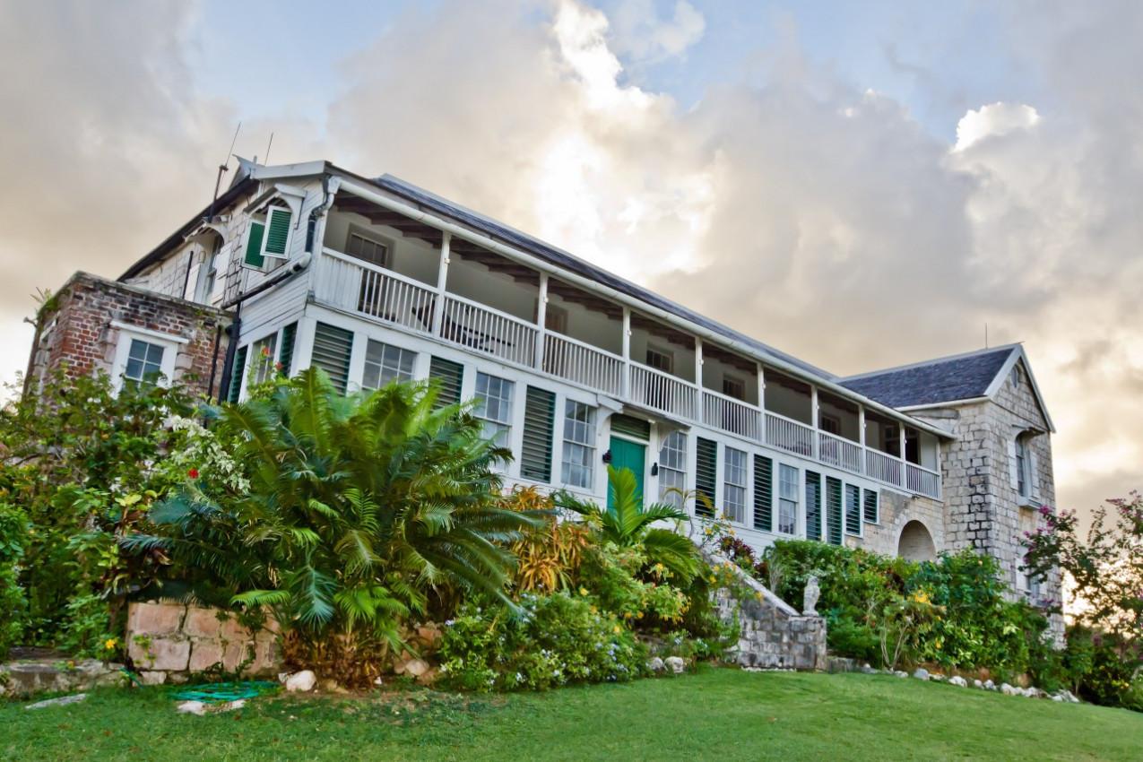 Greenwood-Great-House - Montego Bay