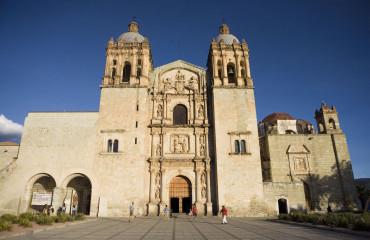 Igreja Santo Domingo - Oaxaca