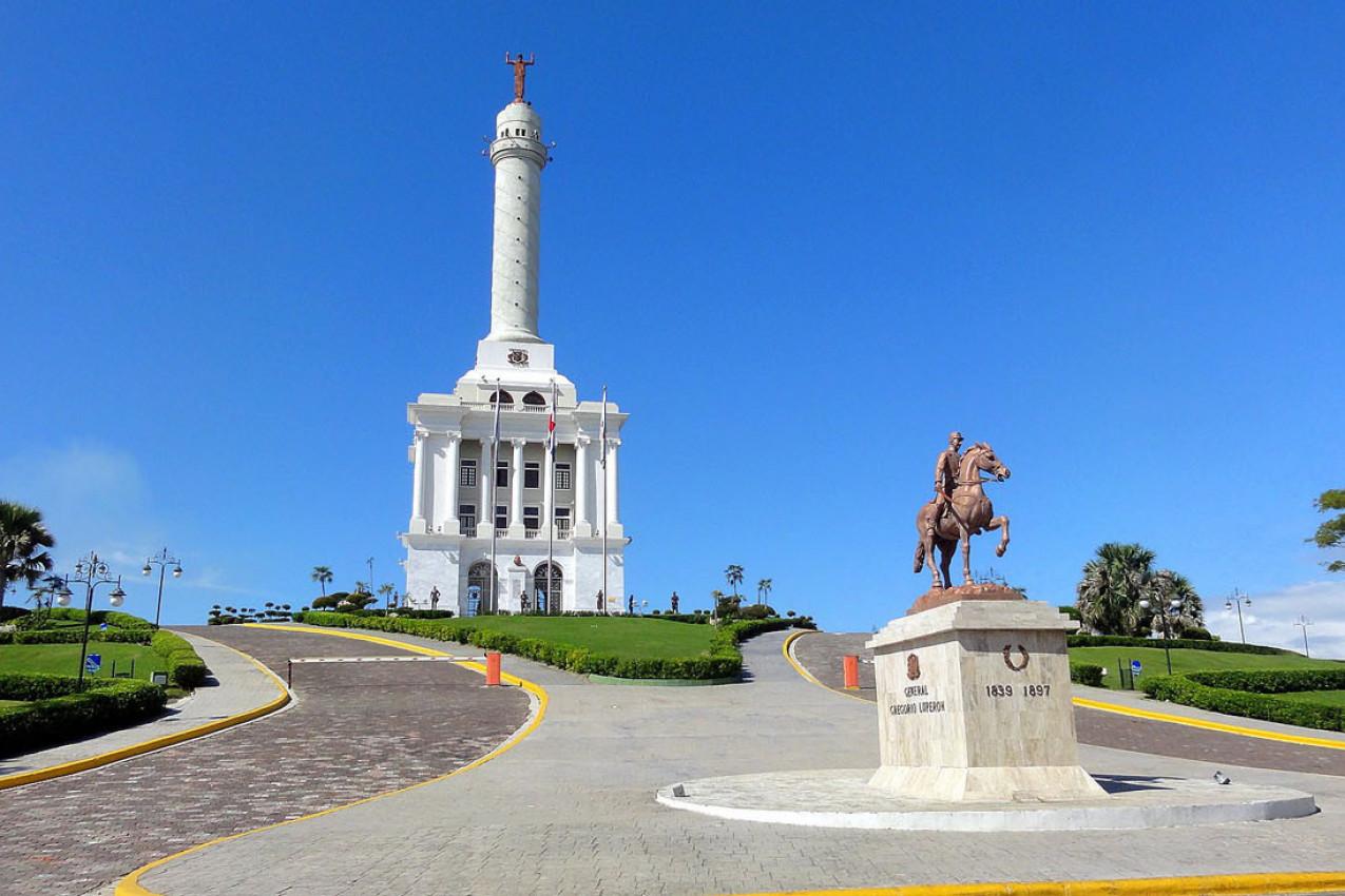 Monumento de Santiago - Santiago de los Caballeros