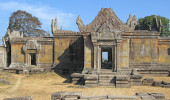 Templo Preah Vihear - Camboja