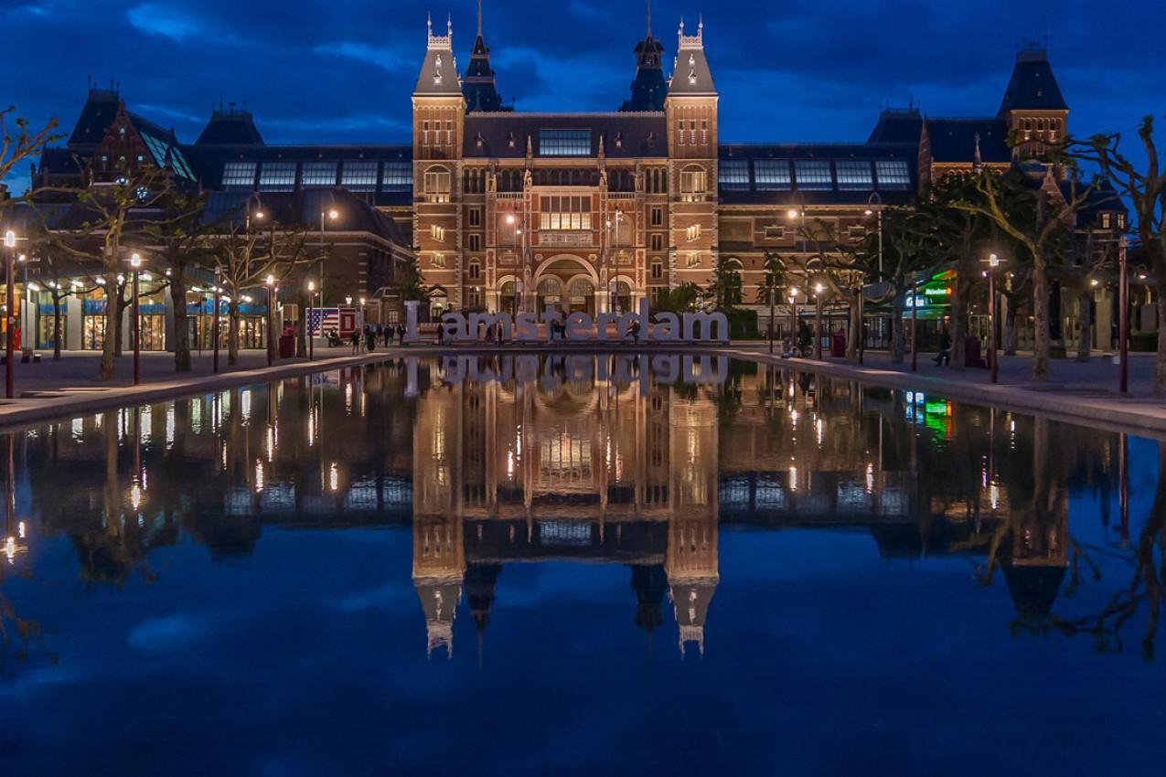 Rijksmuseum - Holanda