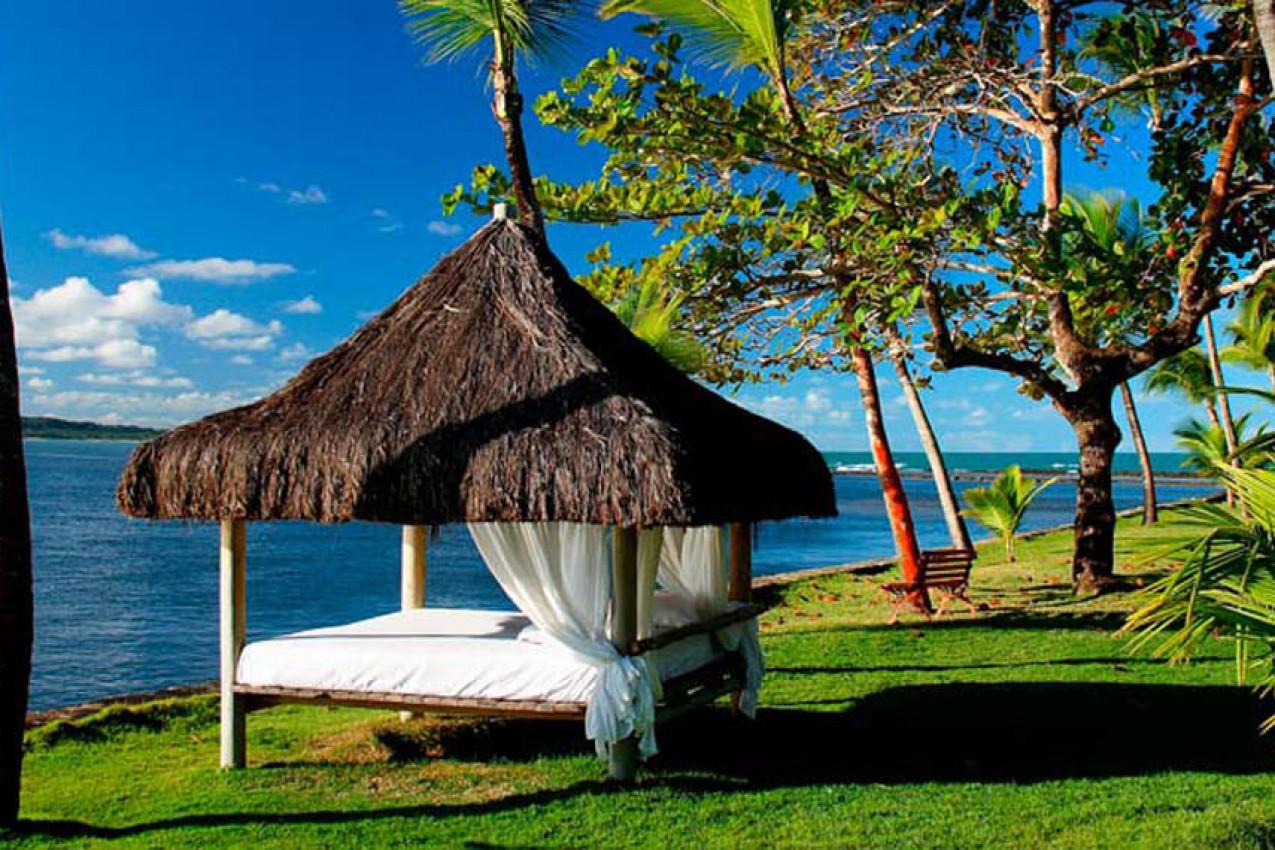 Cama Balinesa Arraial d'Ajuda