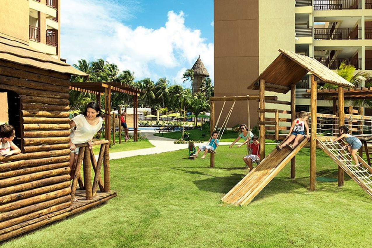 Kids Parque Beach Park Wellness Resort