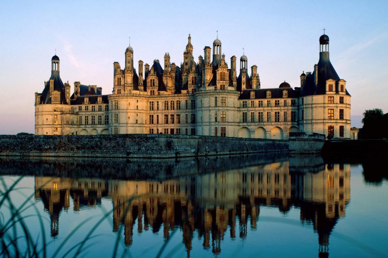 Castelo Loire - Normandia