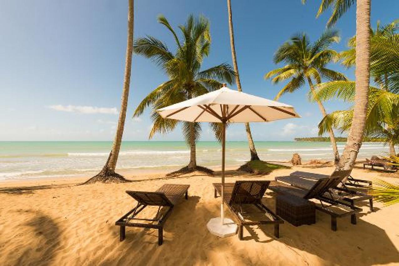 Praia de Coson em Samaná