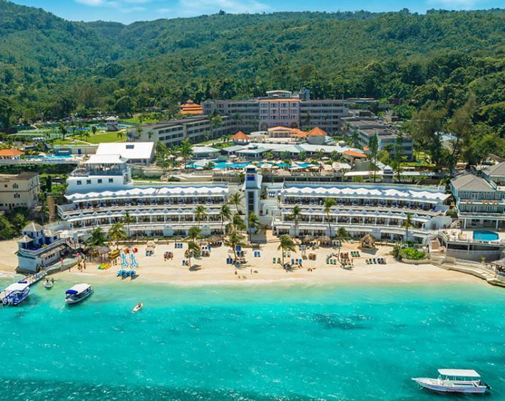 Praia em Ocho Rios - Jamaica