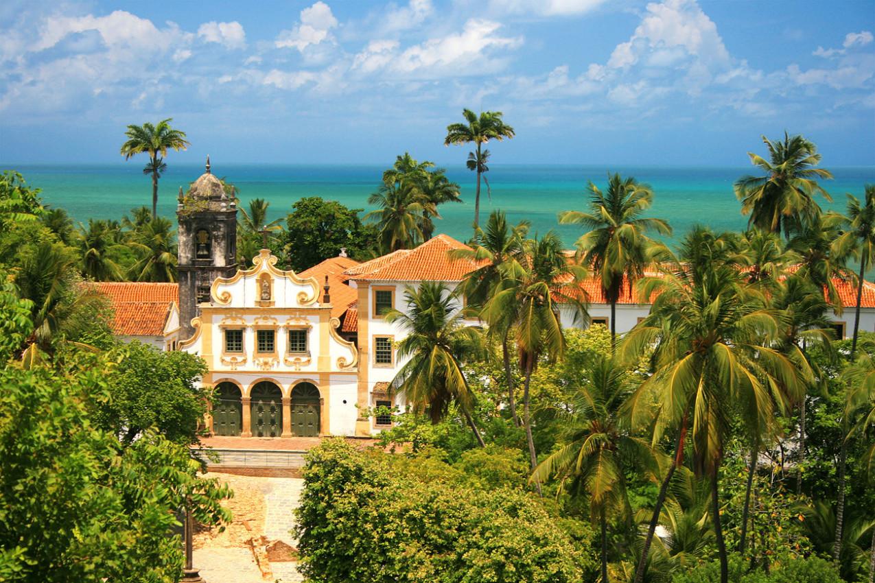Convento em Olinda Pernambuco
