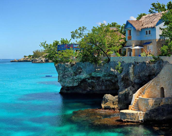 Rock House - Negril Jamaica