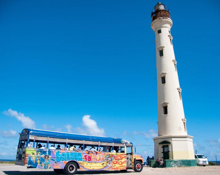 Farol Califórnia - Aruba
