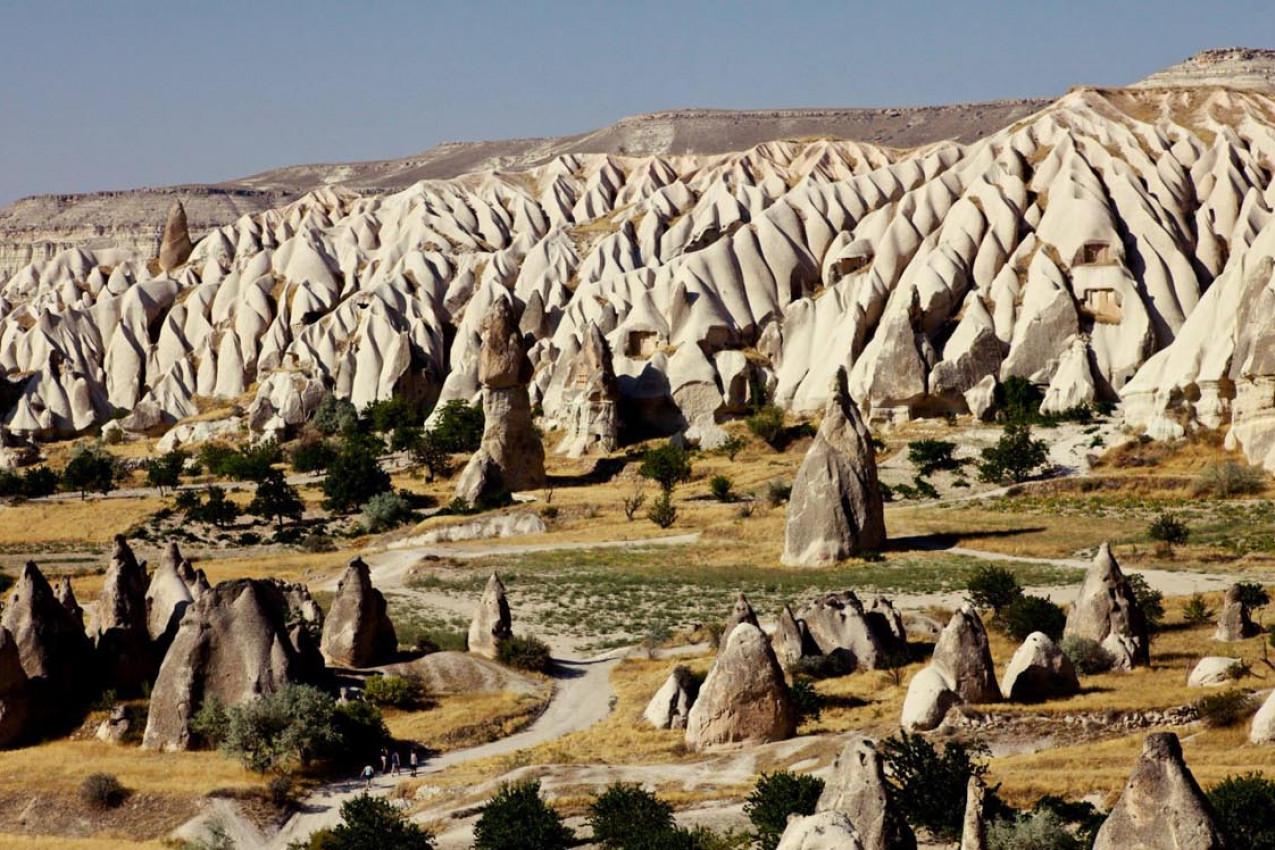 Rochas da Capadocia