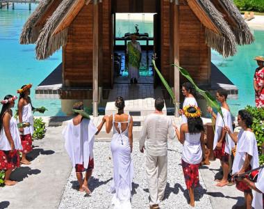 Casamento no Tahiti