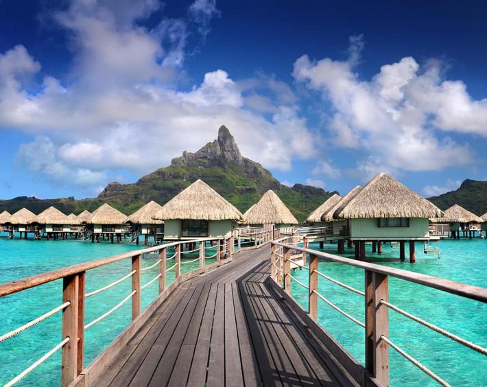 Manava Moorea e Le Meridien Bora Bora