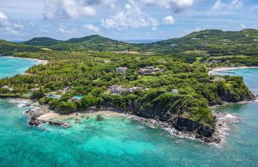 Mustique TLuxury in Caribbean