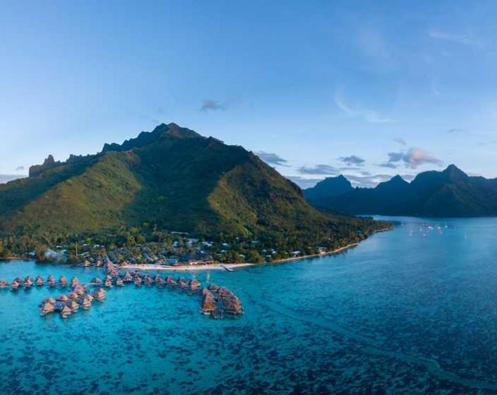 Papeete, Moorea & Bora Bora