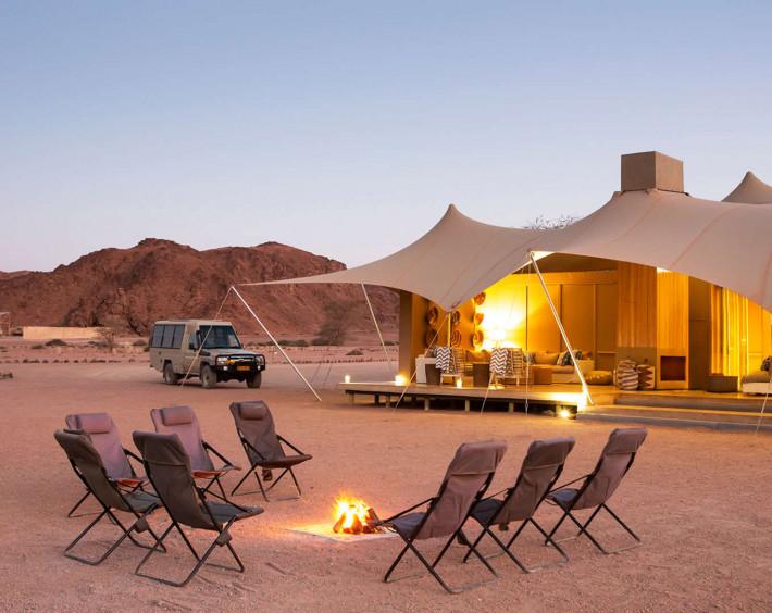 Namíbia – Safári, Dunas e Deserto