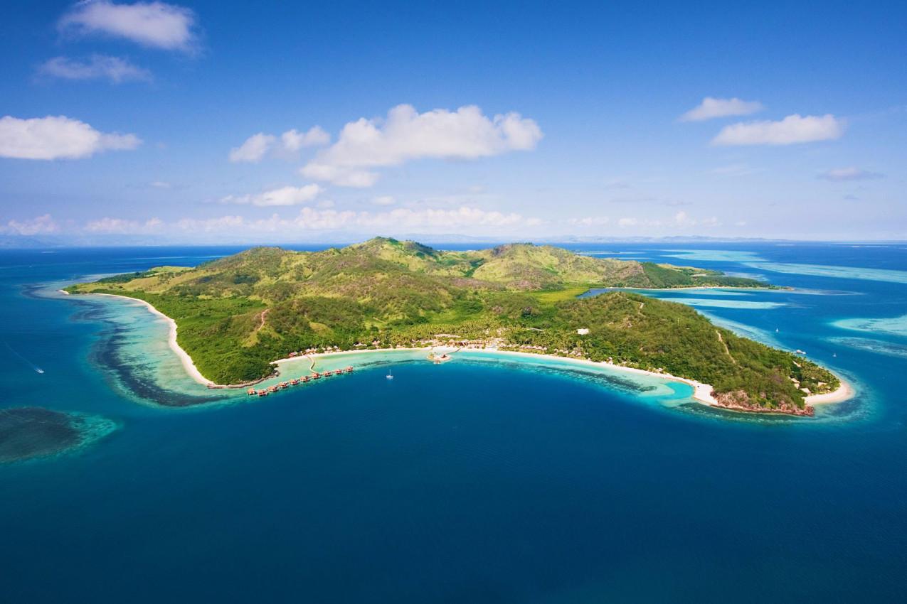 Pacotes para Ilhas Fiji