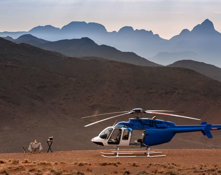Safári na Namíbia Luxury