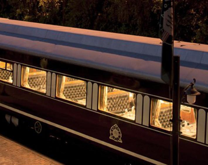 África do Sul em Trem de Luxo & Safáris