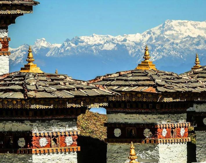 Butão Primeiros Sentidos