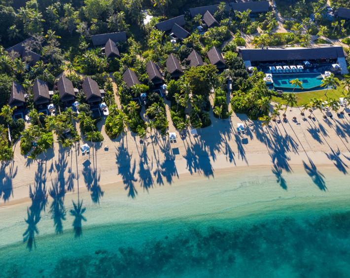 Ilhas Fiji no Six Senses Fiji