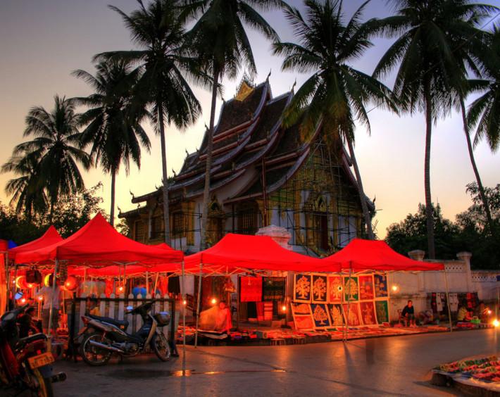 Indochina Express, Laos, Vietnã e Camboja