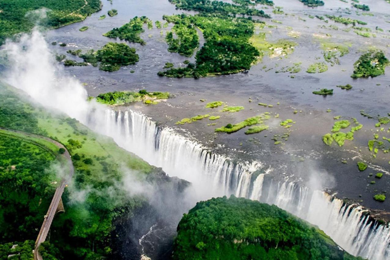 Viagem para Zâmbia