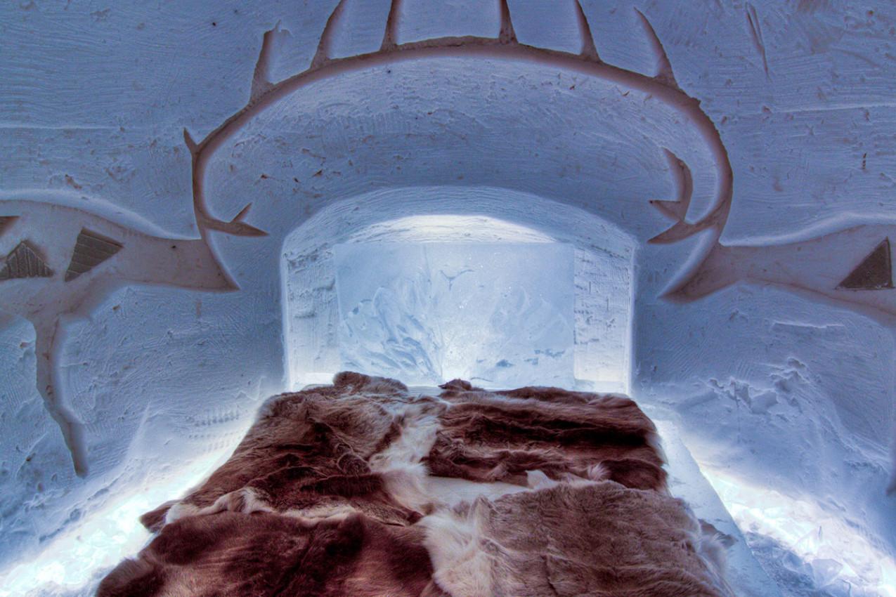 Réveillon Ártico na Lapônia