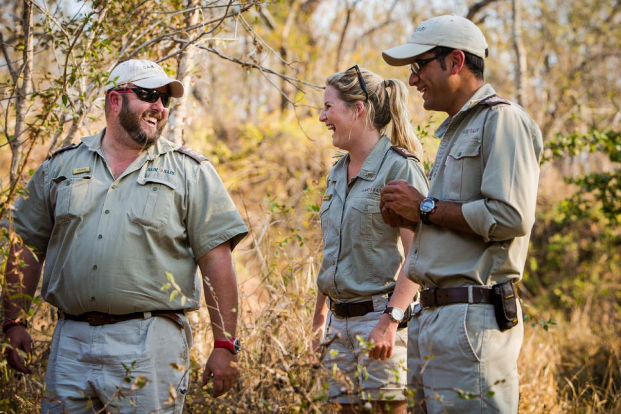 Sabi Sabi Safari
