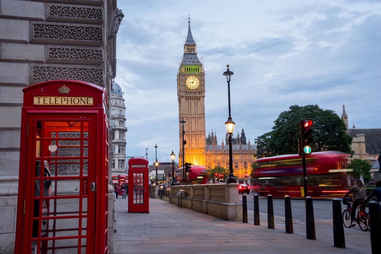 Viagem para o Reino Unido - Londres