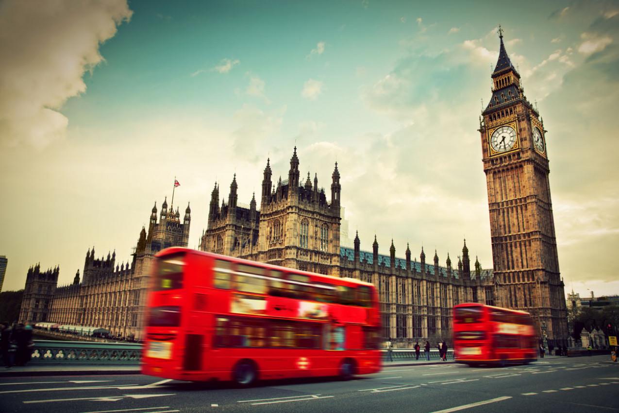 Viagem para Inglaterra - Londres Big Ben