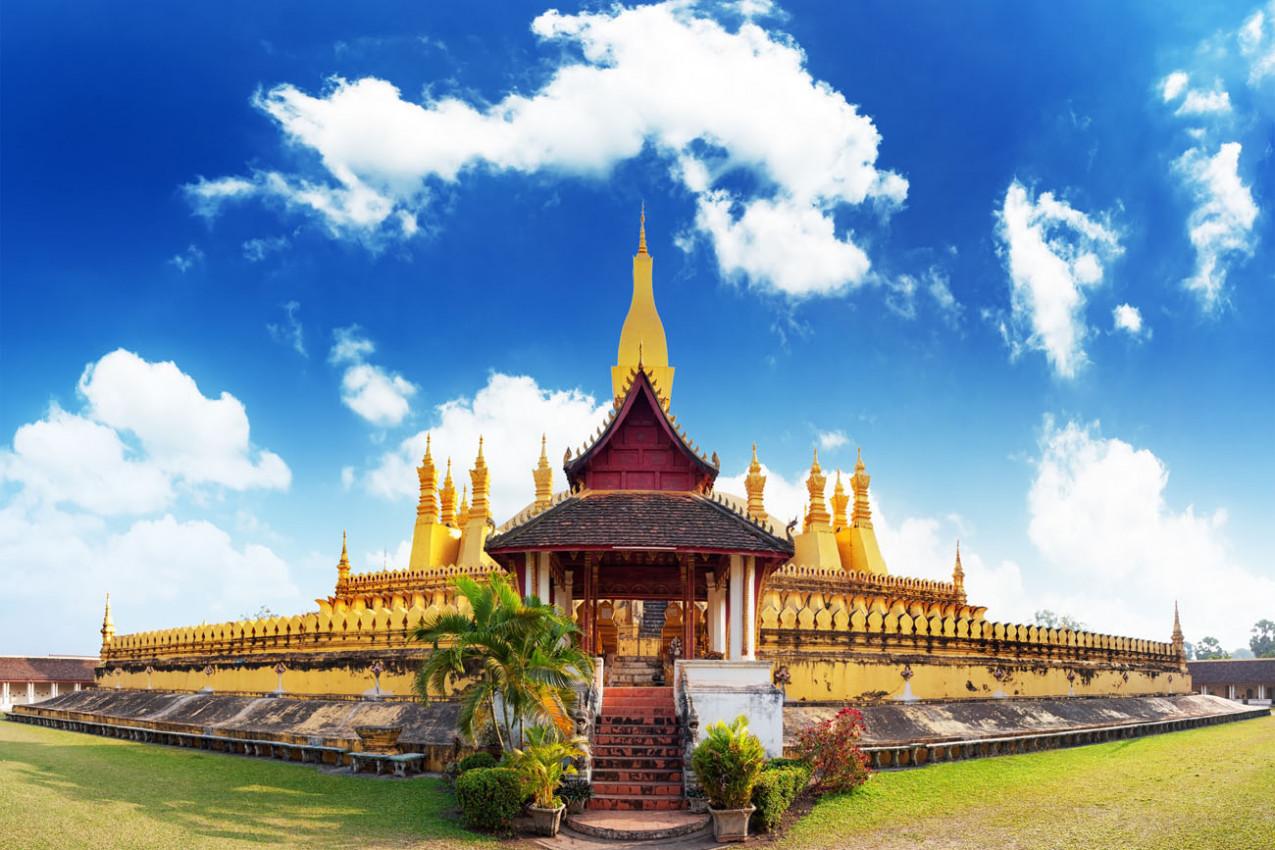 Viagem para o Laos