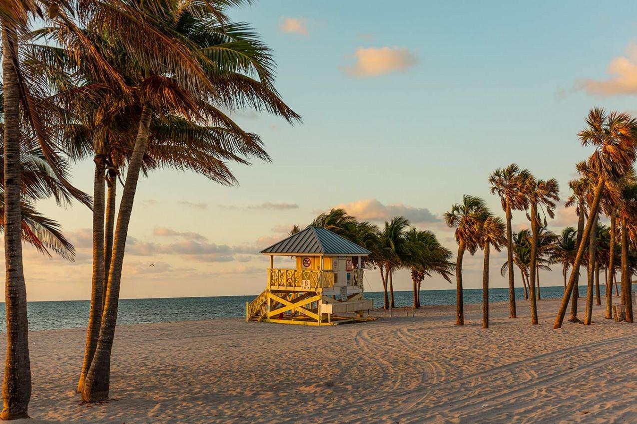 Pacote para Miami