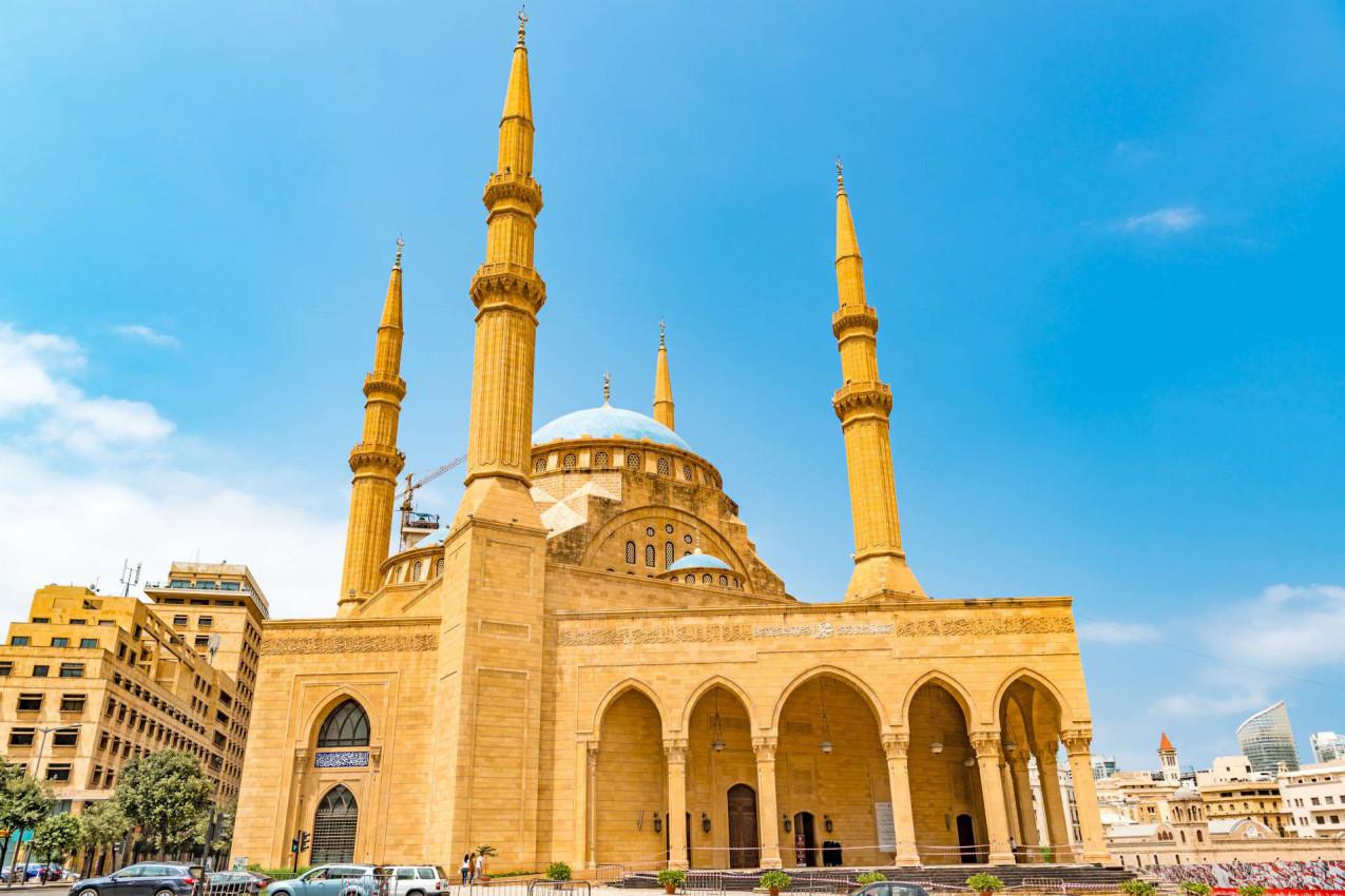 Viagem para o Líbano