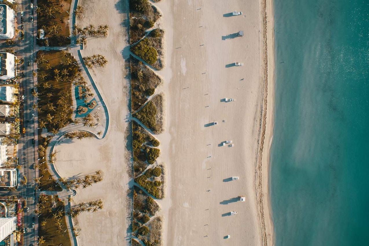 Viagem para Miami Beach