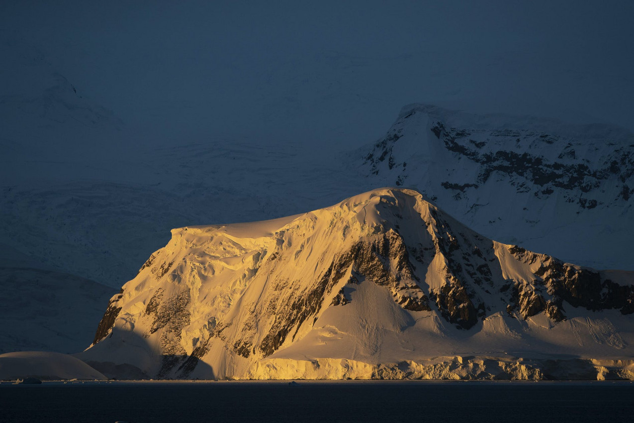 Viagem para Antártida