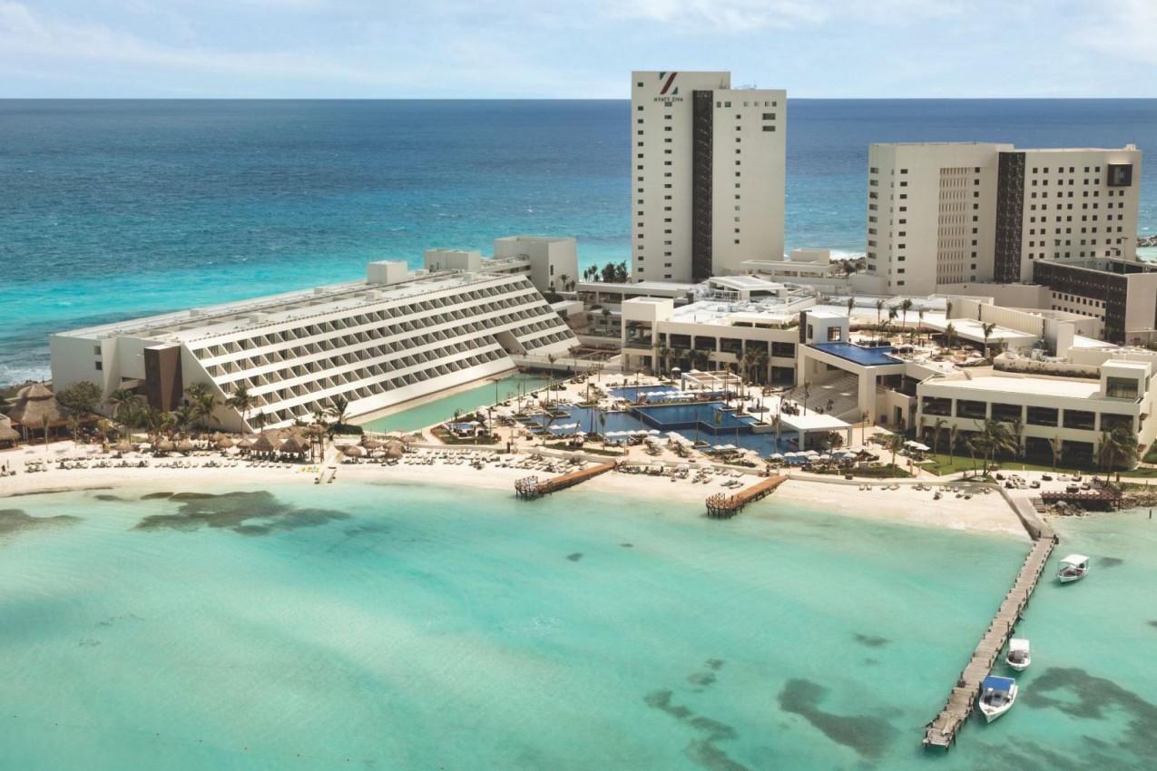 Viagem para Cancun Hyatt Ziva