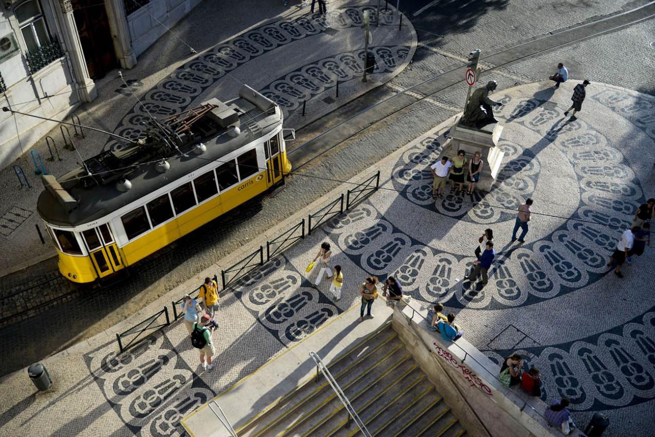 Viagem para Lisboa - Portugal