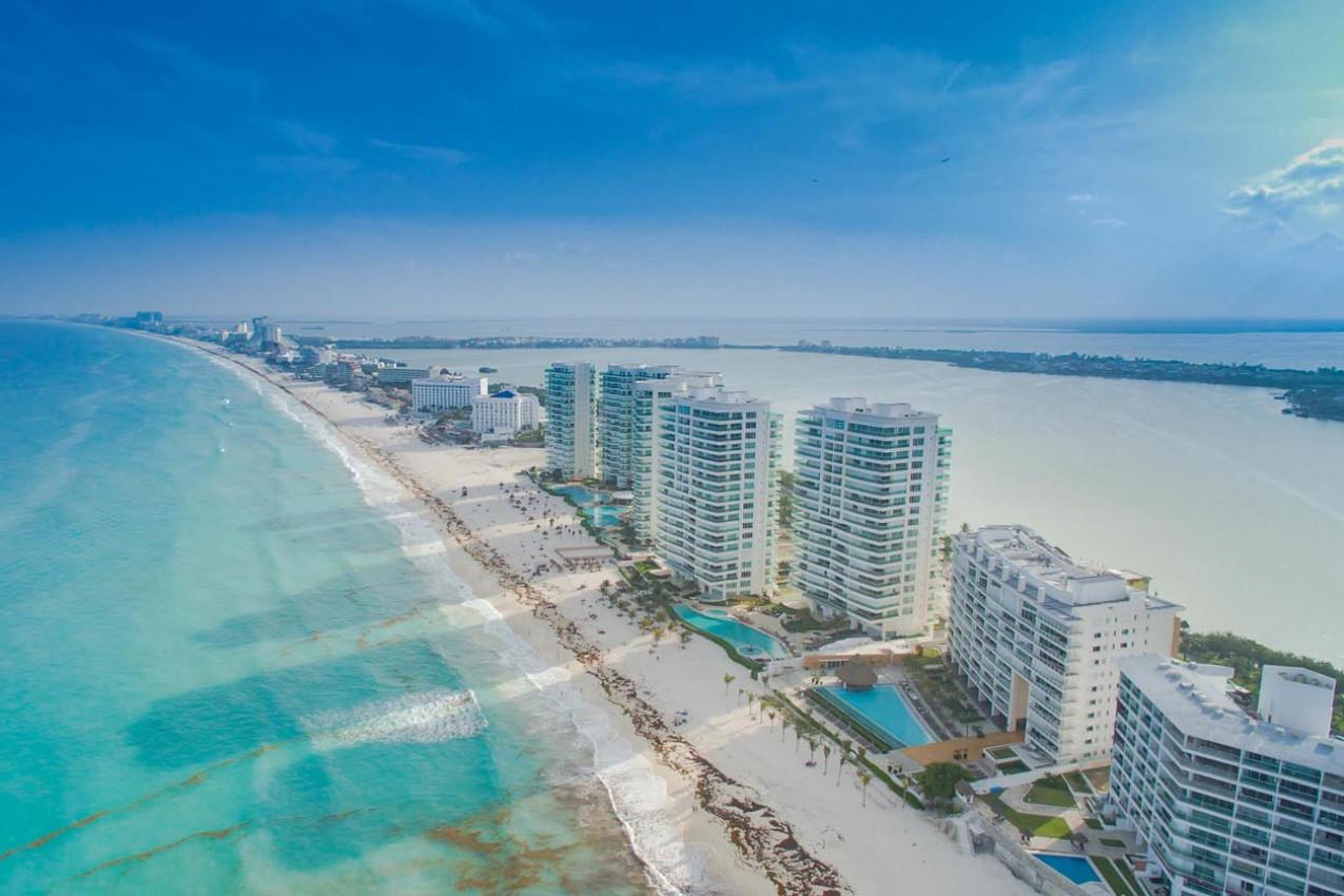 Pacote para Cancún - Zona Hoteleira
