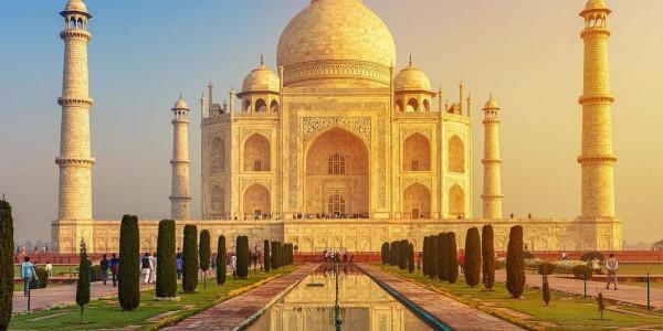 Tesouros do Taj Mahal